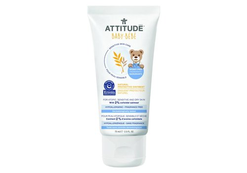 Attitude Sensitive Skin Protective ointment 75ml