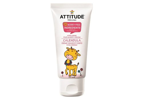 Attitude Little Ones Calendula creme 75ml