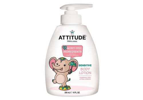 Attitude Little Ones Bodylotion parfumvrij 300ml