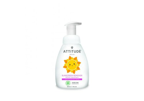 Attitude Little Ones Zonnebrandcreme-remover 295ml