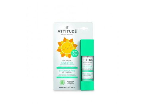 Attitude Little Ones Face stick SPF30