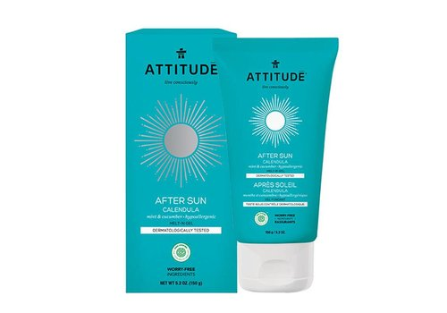 Attitude After Sun Melt-in Gel 150ml