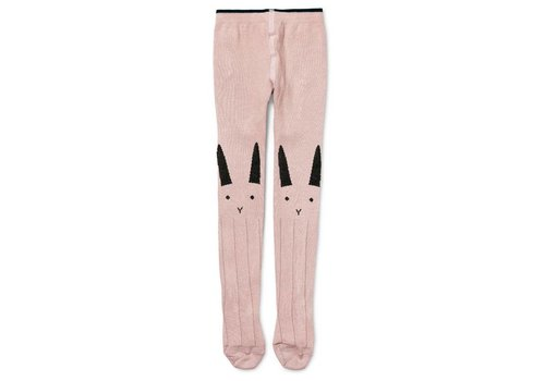 Liewood Silje stockings Rabbit rose