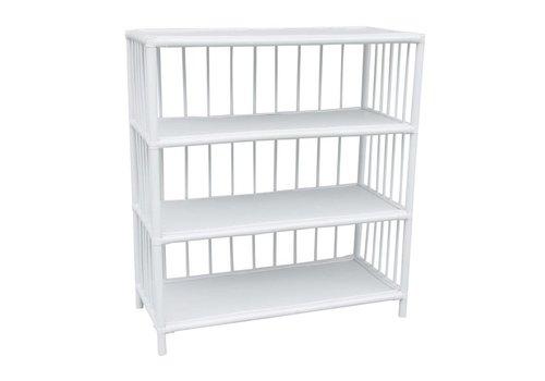 KidsDepot YoKo bookcase White