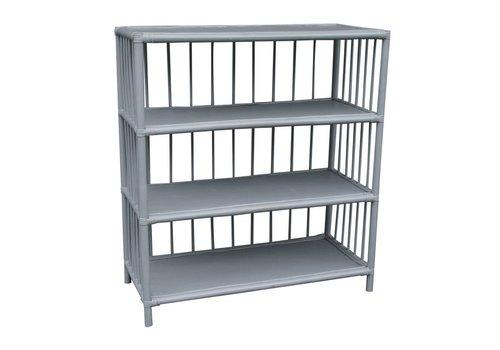 KidsDepot YoKo bookcase Grey