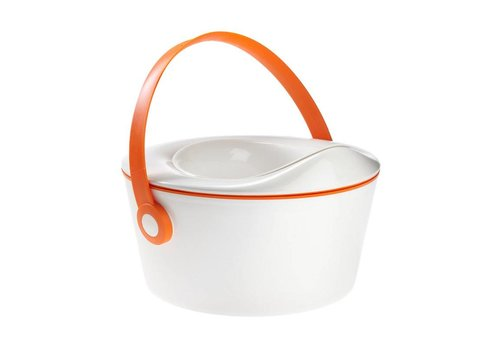 DotBaby 3-in-1 plaspotje dot.pot Orange