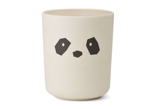 Liewood Bamboo cup Panda 2pcs