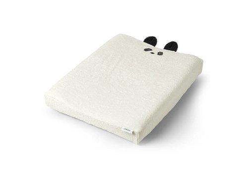 Liewood Hoes voor luierkussen Egon 62x50 Panda