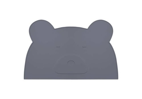 Liewood Jamie placemat mr. bear stone grey