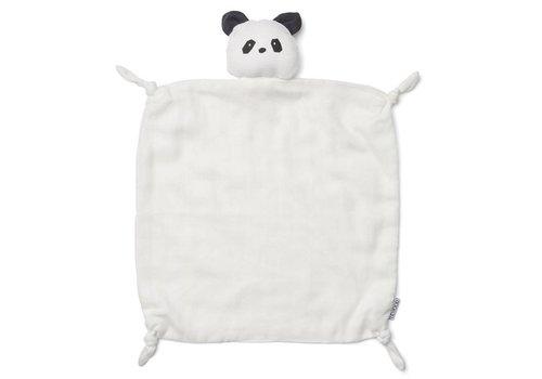 Liewood Knuffeldoekje Agnete Panda Creme