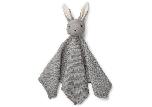 Liewood Milo cuddle Rabbit Grey melange