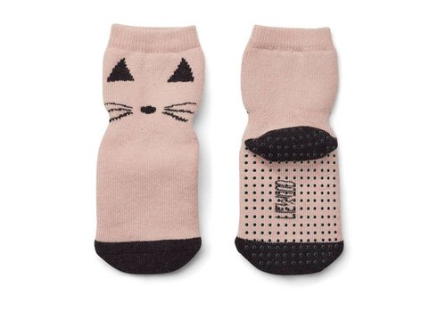 Liewood Nellie anti-slip Cat rose