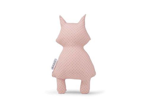 Liewood Poppetje Marius cat Little Dot Rose