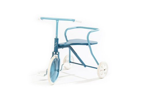 Foxrider Driewieler vintage blue