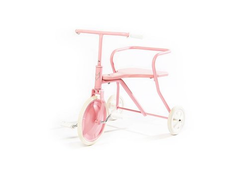 Foxrider Tricycle vintage pink