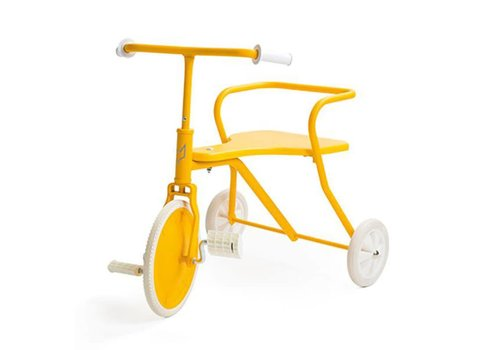 Foxrider Tricycle yellow sun