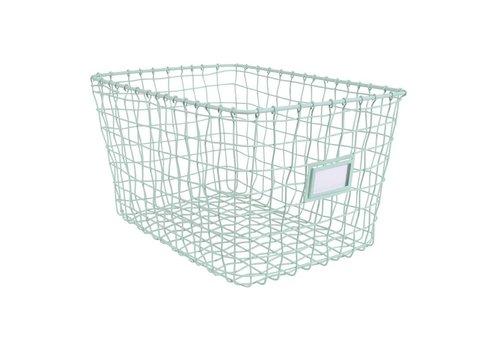 KidsDepot Wire baskets 3 pcs Mint
