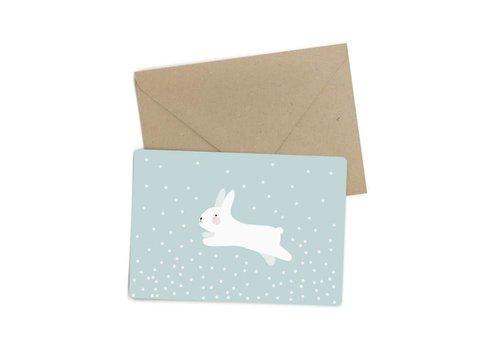 Eef Lillemor Kaartje White Rabbit