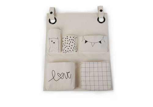 Childhome Canvas organiser