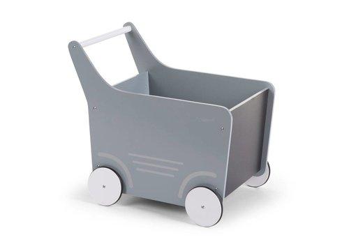 Childhome Wooden stroller Mint