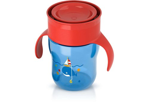 Avent Grown Up Cup Blauw