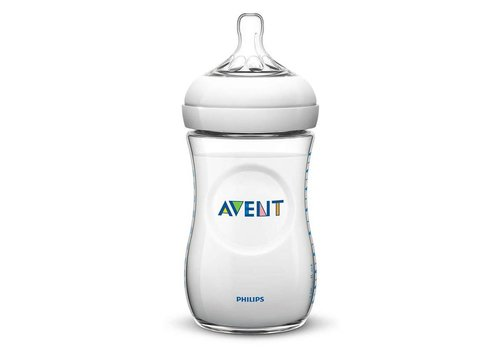 Avent Natural zuigfles 260ml