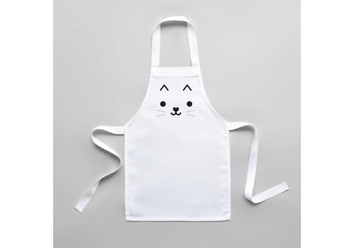 Buddy&Bear Kitchen apron Cat