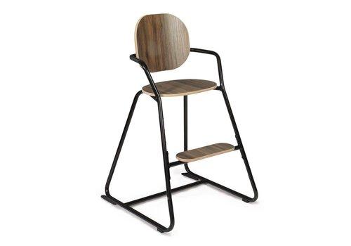 Charlie Crane TIBU High Chair Walnut Black