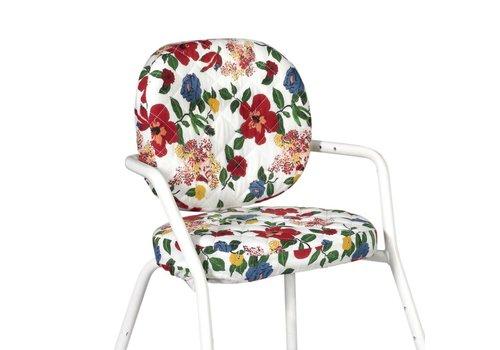Charlie Crane TIBU Cushion Hibiscus