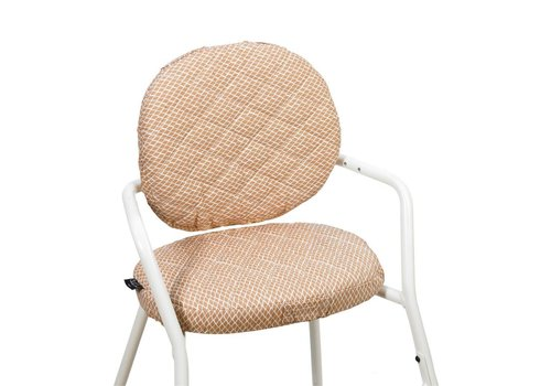 Charlie Crane TIBU Cushion Diamond Toast