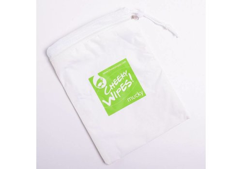 Cheeky Wipes Mucky Baby Wipes out & about bag