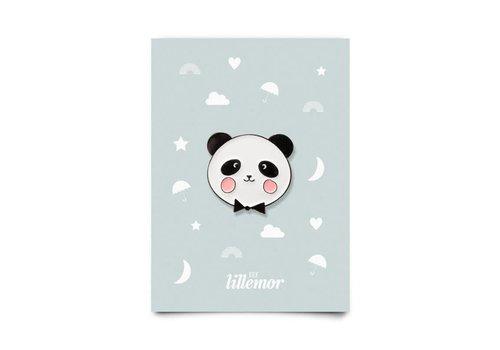 Eef Lillemor Enamel Pin Adorable Panda