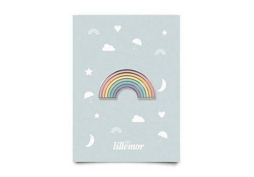 Eef Lillemor Enamel Pin Beautiful Rainbow