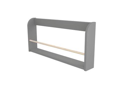 Flexa Display shelf Grey
