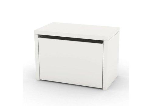 Flexa Storage bench 3-in-1 White