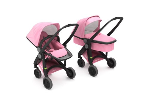 Greentom 2-in-1 Black/Pink