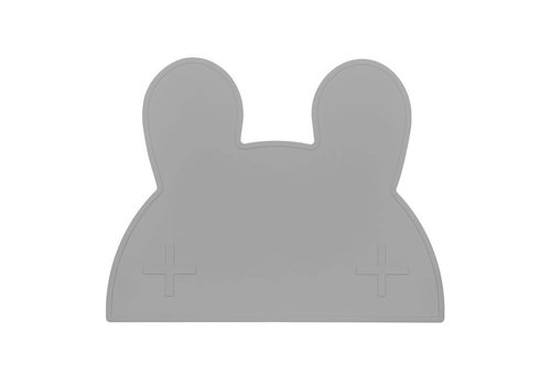 We Might Be Tiny Placemat Bunny placie Grey