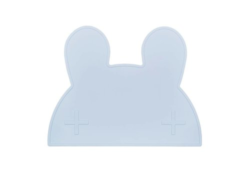 We Might Be Tiny Placemat Bunny placie Powder blue