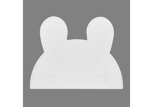 We Might Be Tiny Placemat Bunny placie Snow white