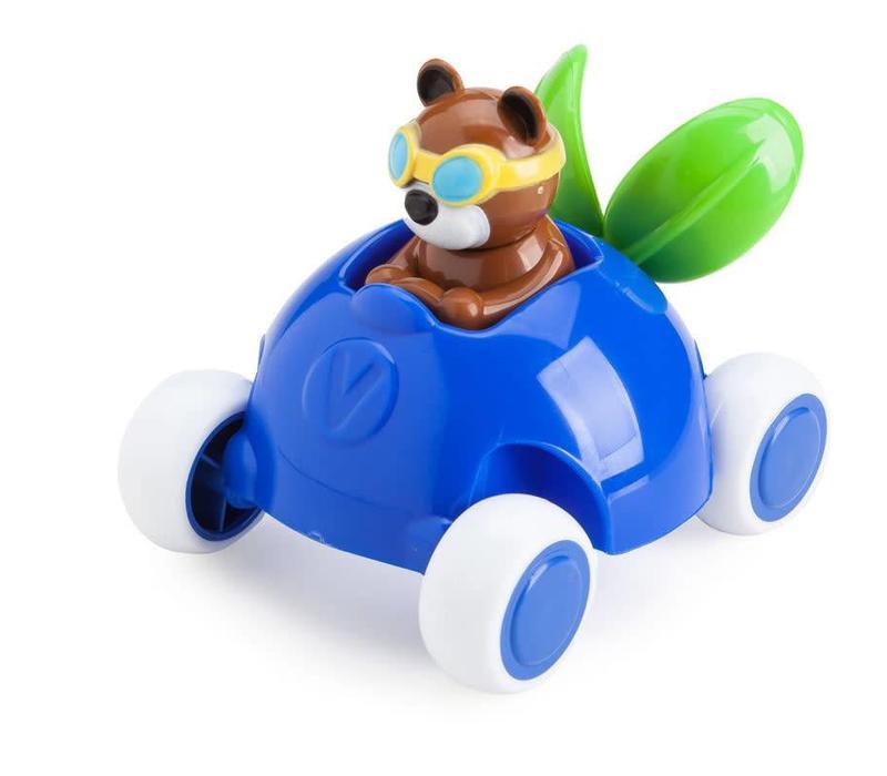 Cute racer Blueberry