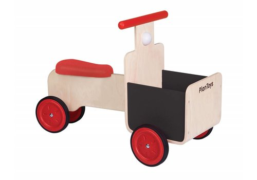 PlanToys Delivery Bike