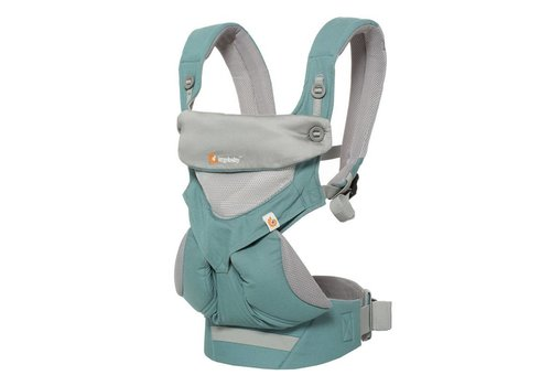 Ergobaby Copy of Babydraagzak 4P 360 OMNI Cool Air Mesh Midnight Blue