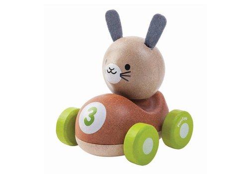 PlanToys Racer konijn