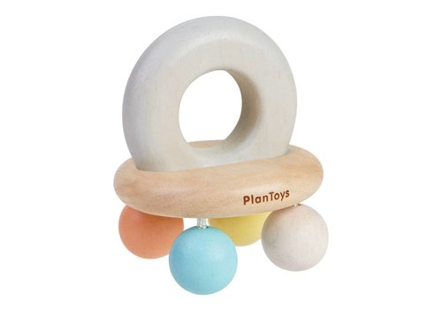 PlanToys Bell rattle