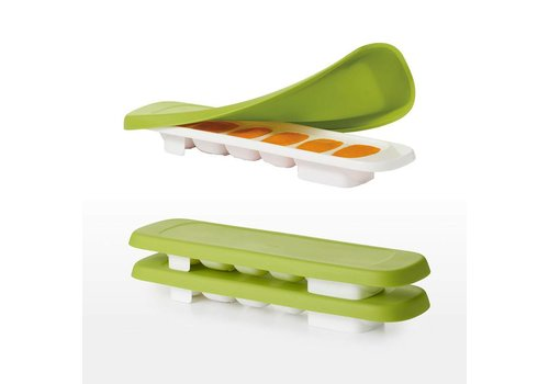 OXOtot Baby Food Freezer Tray  6x30ml 2st Green
