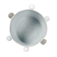 Opbergmand Bubbly 30x30 Soft Blue