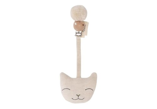 Konges Sløjd Wagenhanger cat Offwhite melange