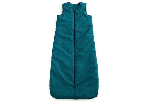 mundo melocotón Sleeping Bag Warm  Teal