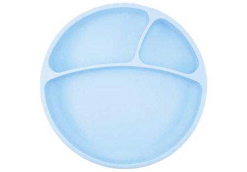 MiniKOiOi Plate Blue