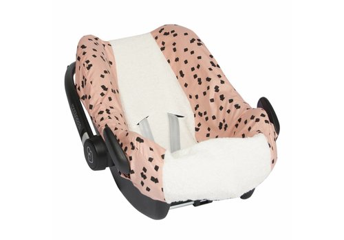 Trixie Baby Hoes autostoel Cabrio Squares